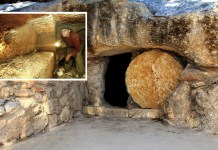 Origins Of CrossFit Found In Tomb Of Jesus Christ