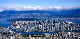 City That Never Stops Complaining About Rain, Desperate For Rain | Vancouver rain. Photo credit: Tim Shields