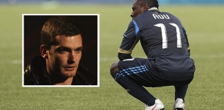 Adam Johnson: 'Freddy Adu Peaked At 15'Adam Johnson: 'Freddy Adu Peaked At 15'