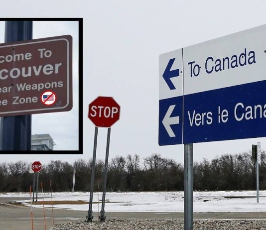 Canadian City Imposes Strict Ban On All Americans Hoping To Travel With Nuclear Weapons