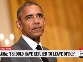 Obama Admits 1 Year Of Trump As President 'Far More Stressful' Than 8 Years As President | Obama Trump comments cause controversy