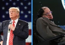 Trump Says Stephen Hawking's Death Has Stunned The Stable Genius Community | Stephen Hawking Trump