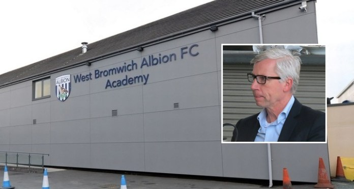 Alan Pardew Turns Up For Work At WBA After Believing Sacking Was April Fools   Alan Pardew April Fools
