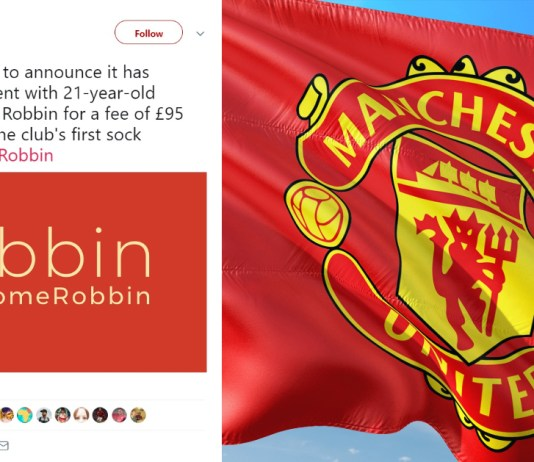Man Utd Close To Announcing Record Breaking Deal For New Sock Sponsorship