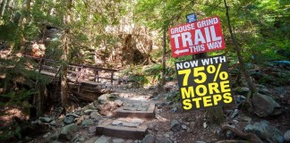 Grouse Grind Reopens Now With 75% More Steps