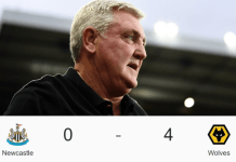 Steve Bruce Sacked By Newcastle After 'Terrible Run Of Result'