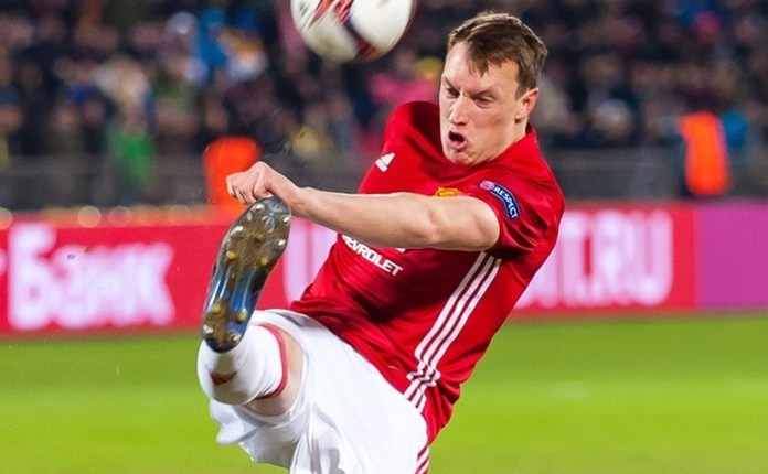 Phil Jones Shocked To Discover Football Has Returned, Claims Nobody Informed Him