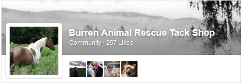 Burren Animal Rescue Tack Shop