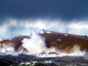 Eagle Island Lighthouse Mayo