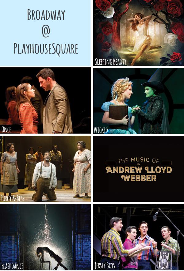 Broadway at PlayhouseSquare