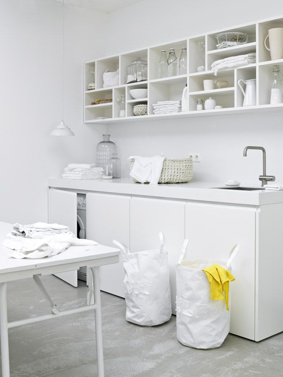 inspiration: laundry room
