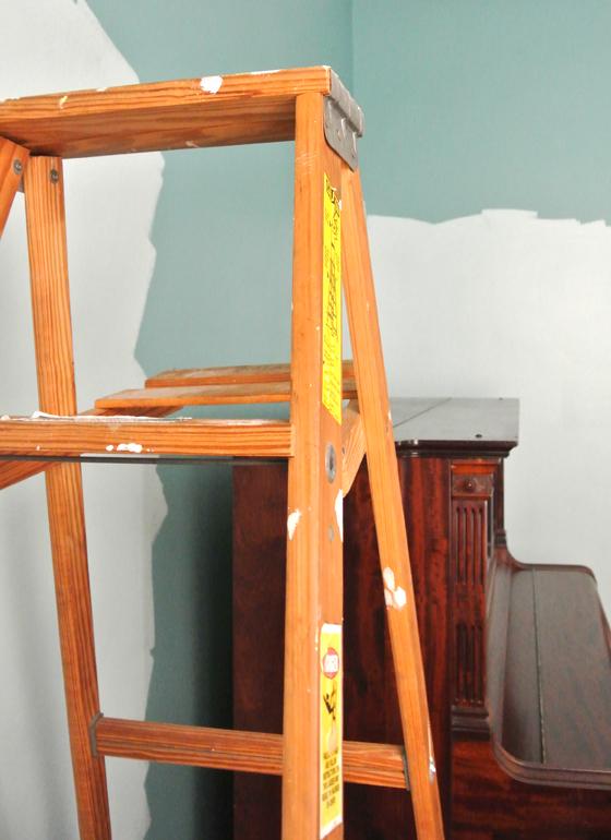 rumpus room painting