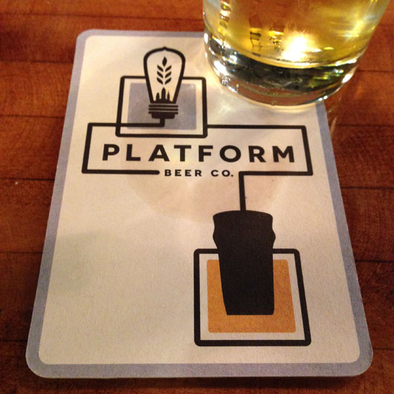 Platform Beer Co. | Burritos and Bubbly