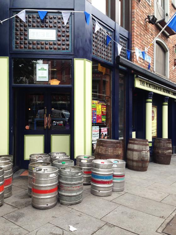 Three days in Dublin, Ireland