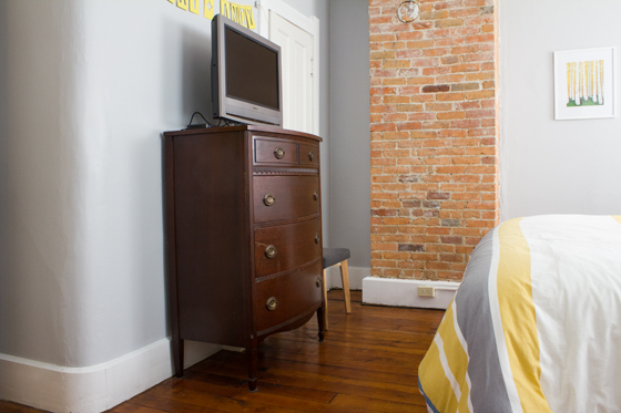 house tour: master bedroom