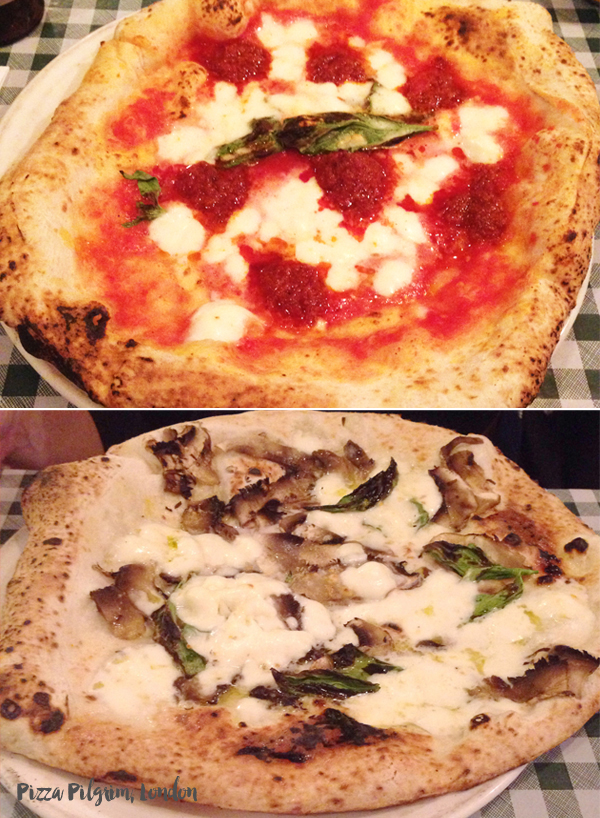 London Travel Guide: Pizza Pilgrim