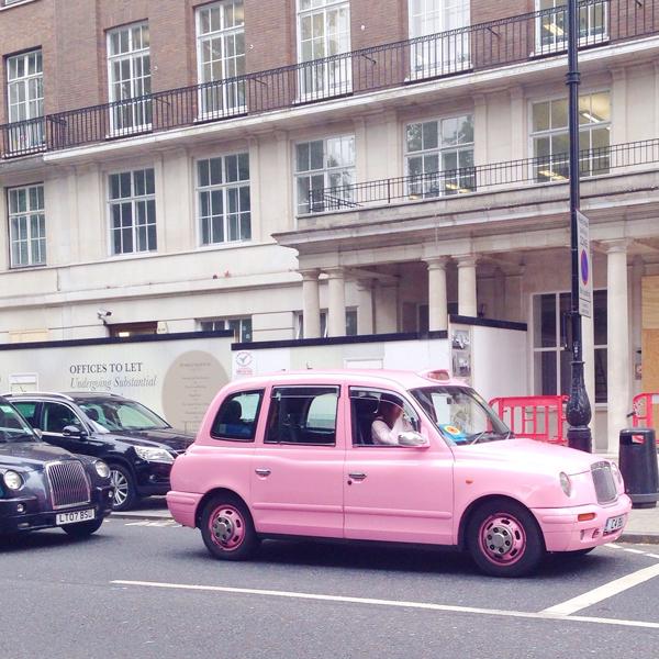 Snapshots of London