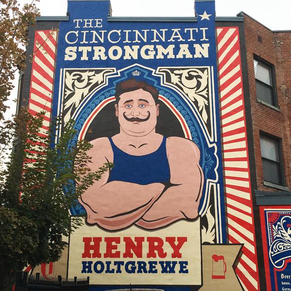 8 Hours for Gnocchi ... A Weekend in Cincinnati