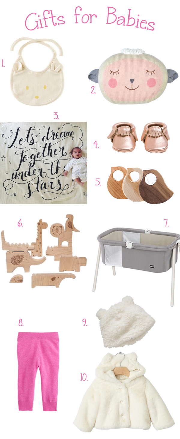 Gifts for Babies!
