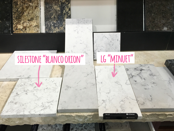 Our kitchen renovation tips for buying quartz counters for Price of silestone