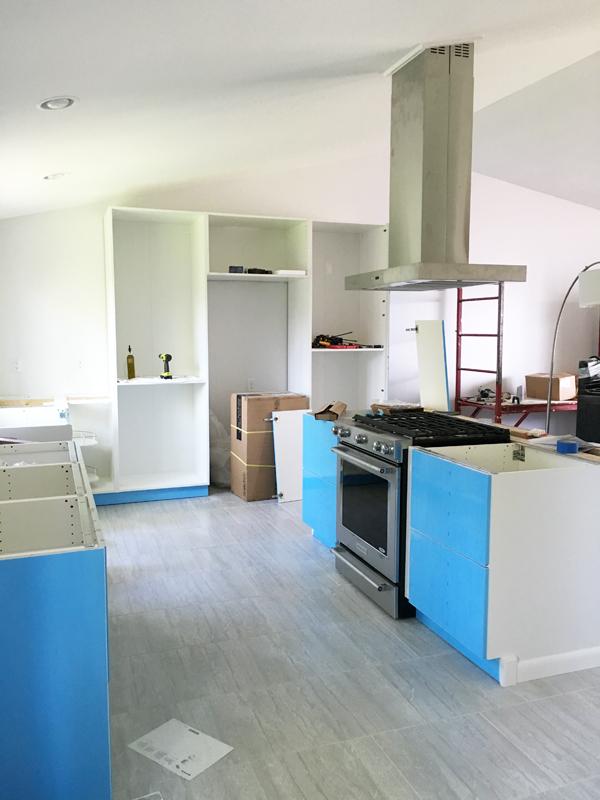 kitchen reno progress report #6