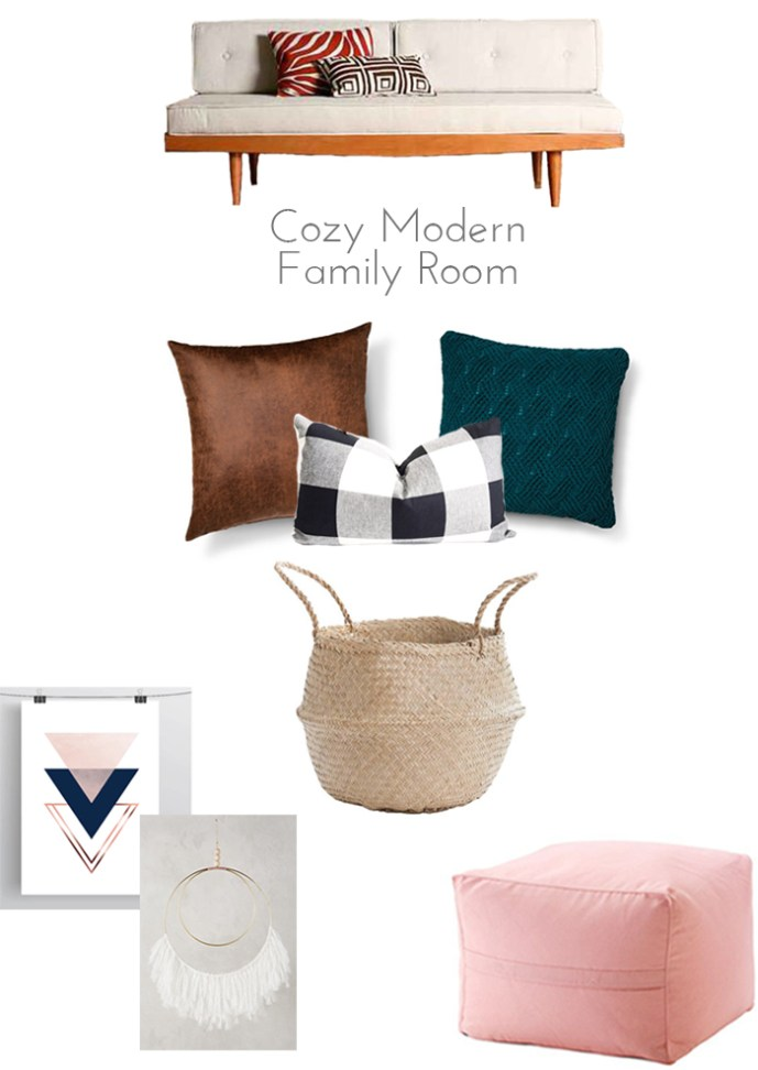 family room plans