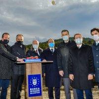 Güçlü altyapı için temiz çevre yatırımı