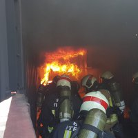 Saatte 1 yangın, 1 kurtarma olayı