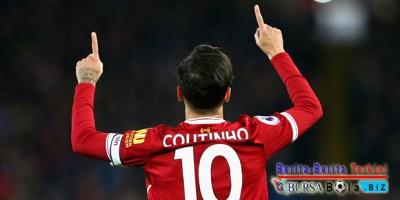 Tiga Kali Tolak Tawaran Barcelona, Liverpool Akhirnya Lepas Coutinho