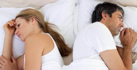 Eşimle cinsel hayatımız çok az