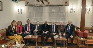 Kırım Türk'lerinin Ebedi ve Ezeli Sesi Olan Cengiz Dağcı'ya Armağan