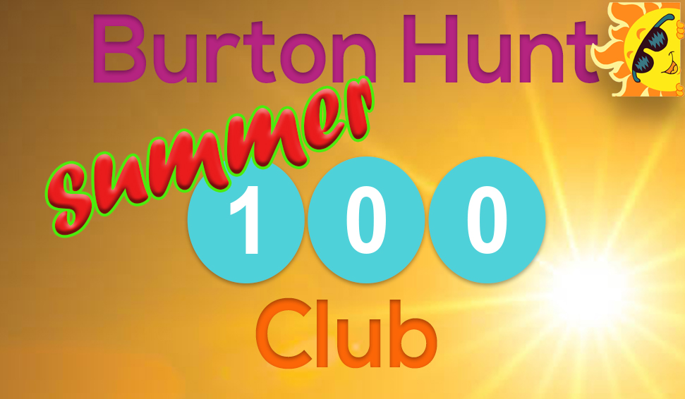Burton Hunt Summer 100 Club