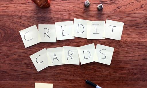 クレジットカードでの入金について