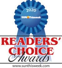 Readers Choice Award Sun Thisweek 2020