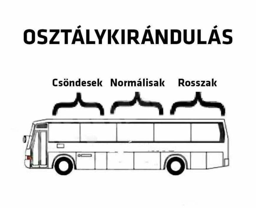 buszberles osztálykirándulásra