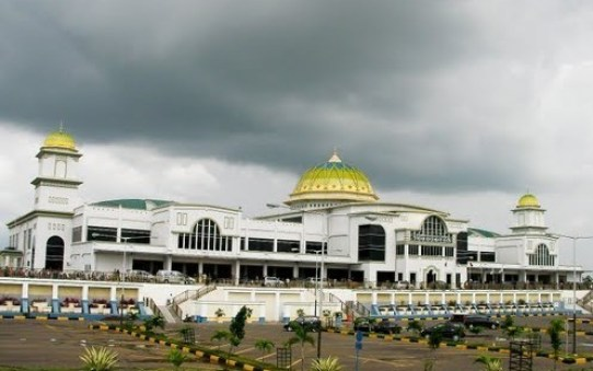 Informasi Bus Damri Bandara Banda Aceh Sultan Iskandar Muda