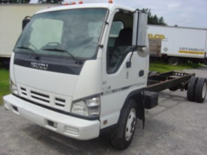 Isuzu NPR NQR Cab 20062007 Used   Busbee's Trucks and Parts