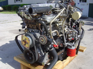 Isuzu Diesel Engine 4HK1 TC NPR NQR GMC W3500 W4500 W5500 200507 Used | Busbee's Trucks and Parts