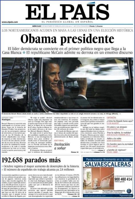 El País, de Madrid, España
