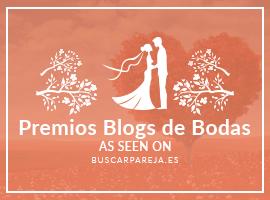 Banners para Premios Blogs de Bodas