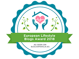 Banners for European Lifestyle Blogs Award 2018