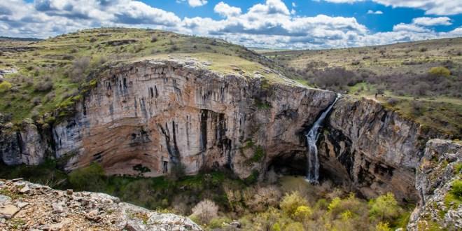 ruta por el Cañón del río Dulce
