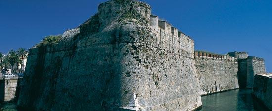 murallas de Ceuta