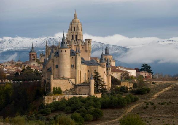 Segovia capital