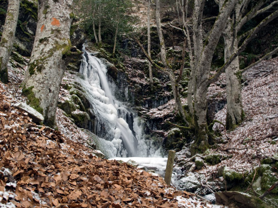 Primera cascada