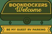 Hyperlink for Boondockers Welcome
