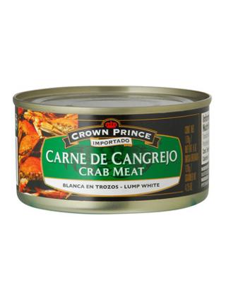 Carne de cangrejo