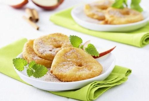 Doraditos de manzana