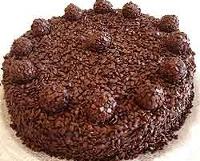 Torta brigadeiro
