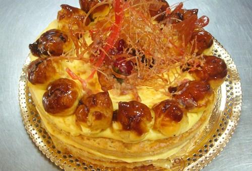 Torta Saint Honoré